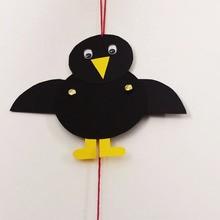O boneco corvo