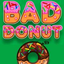 O Donut mofado!