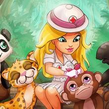 O Hospital da selva
