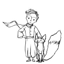 O principezinho ea raposa