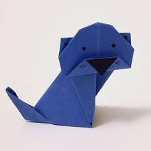 O gato origami
