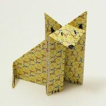 O lince origami