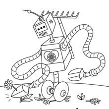 Jardineiro robô