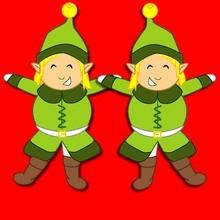 Boneca Ajudante de Papai Noel