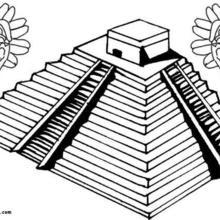Pirâmide dos Mayas