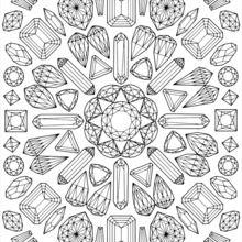 Mandala gráfico
