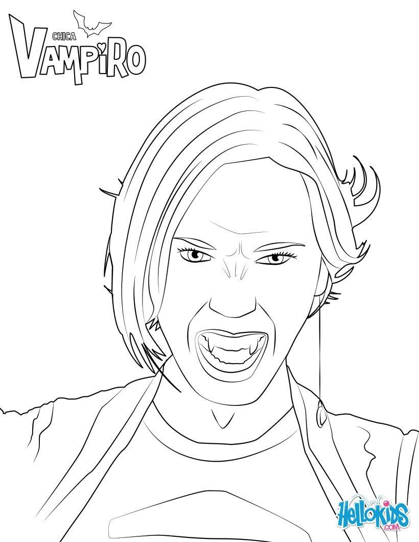 Zaira Chica Vampiro