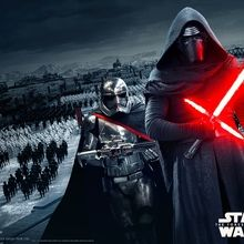 Star Wars 7 - Kylo Ren