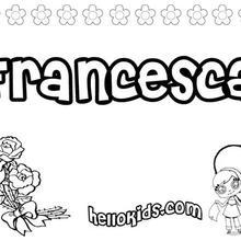 frança, Francesca