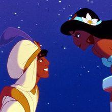 disney, Páginas para colorir Aladdin