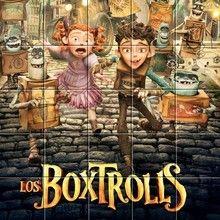 Os Boxtrolls