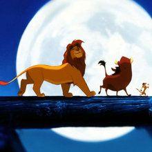 Páginas para colorir o Rei Leão