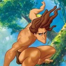 Páginas para colorir Tarzan
