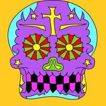 Desenhos gratuitos do DIA DAS BRUXAS para colorir