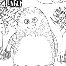 Maurice, o pinguim-tigre