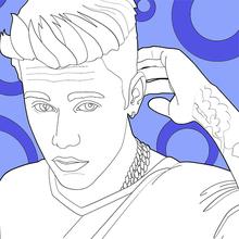 Justin bieber e sua tatuagem