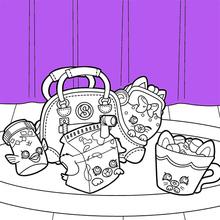 Desenhos Para Colorir De Brunch Shopkin Pt Hellokids Com