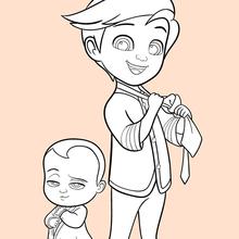 Boss Baby e Tim