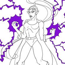 Vilão fêmea