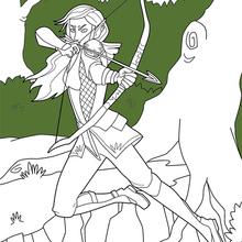 Arqueiro Elfo