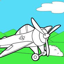 Desenhos De Avioes Para Colorir Desenhos Para Colorir Imprima