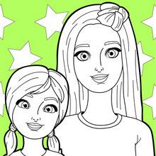 Barbie e sua irmã