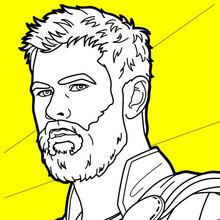 Desenhos De Thor Para Colorir Desenhos Para Colorir Imprima