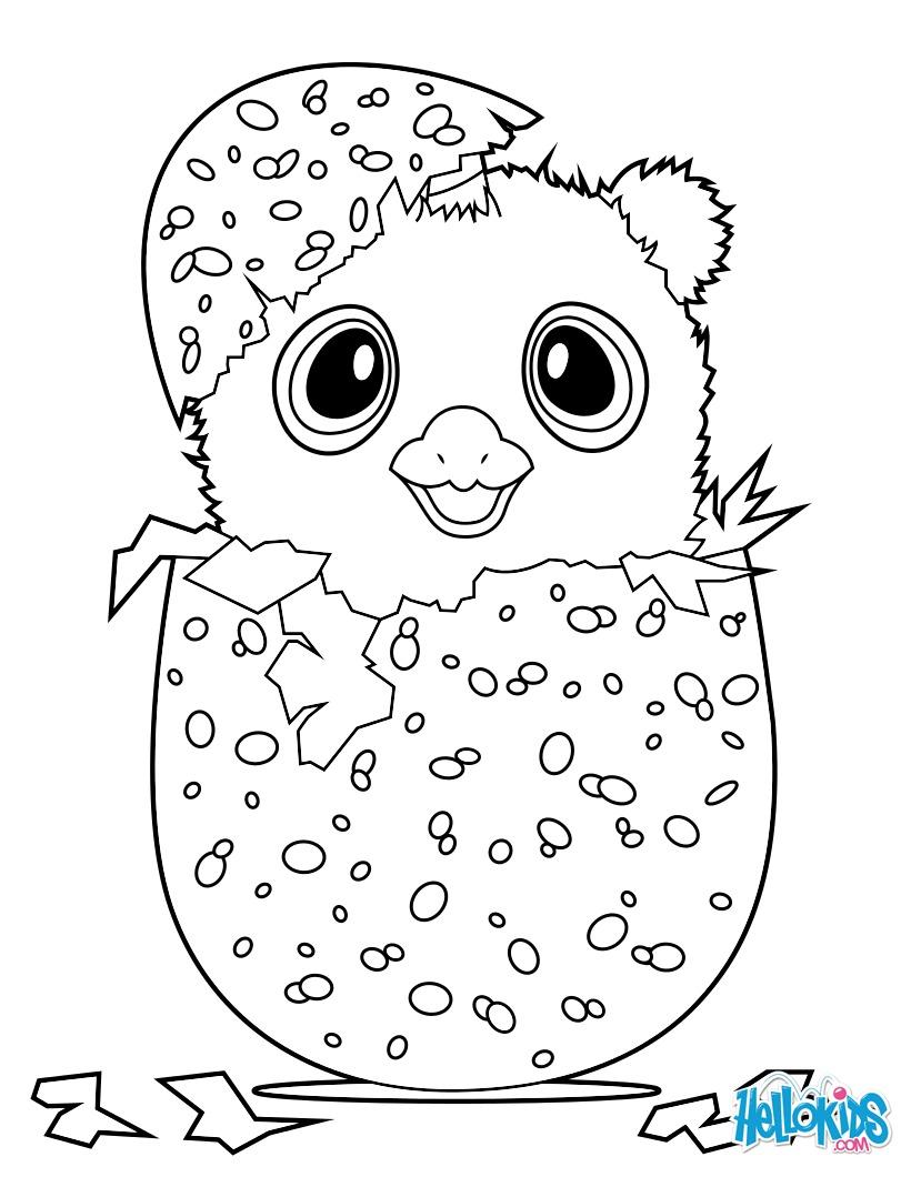 Hatchimals Owlicorn