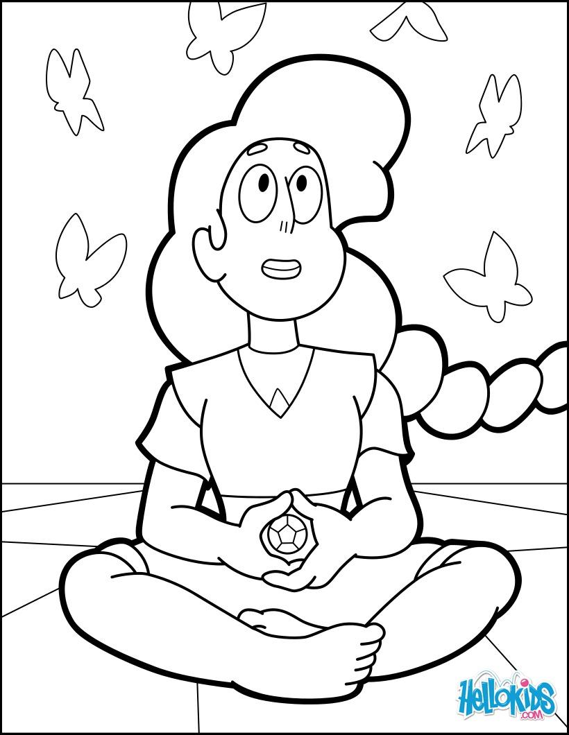 Educação Consciente Stevonnie