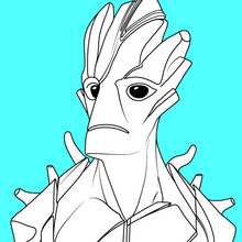 Groot Guardiões da Galáxia