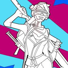 Desenhos Para Colorir De Desenhos De Jogos Pt Hellokids Com